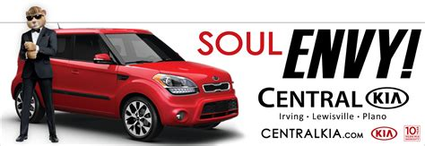 Central Kia by Denvertracy Design Central Kia Soul Billboard