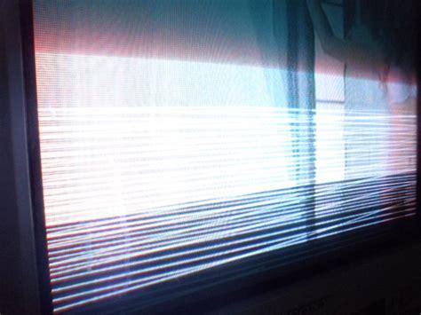 solucionado tv sony bravia con rayas en pantalla yoreparo www app co