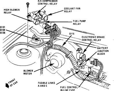 chevy fuel pump wiring  place  find wiring