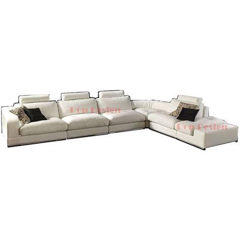 canapé d angle cuir pleine fleur canapé d 39 angle en cuir pleine fleur carmine pop design fr
