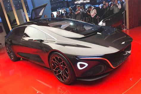 new aston martin lagonda vision concept pictures auto