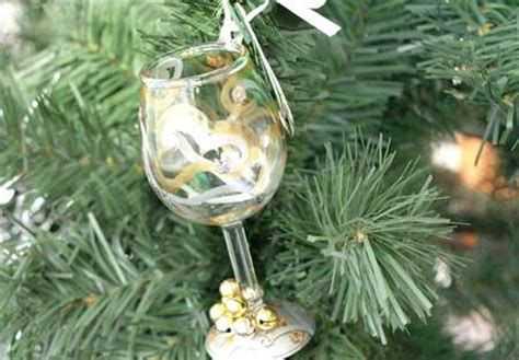 oenophile ornaments mini wine ornament collection