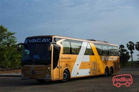 evacay bus  bus ticket booking bus reservation