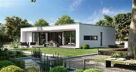 Moderne Häuser Auf Einer Ebene by Bungalow Finess 135 Wohnen Auf Einer Ebene Fertighaus