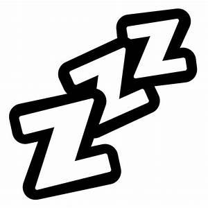 Sleeping Zzz Clipart - Clipart Suggest