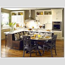 14 Kitchen Island With Built In Seating ·  Woodworkerzcom