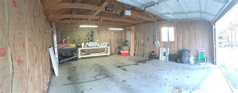 Best Insulation For Garage by Insulation How Should I Insulate My Garage Roof If I
