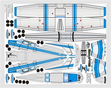 aviones de papel para armar e imprimir imagui aviones avi 227 o de papel brinquedos de papel