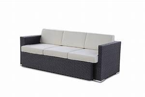 Couch Überzug : rattan gartenm bel sofa ~ Pilothousefishingboats.com Haus und Dekorationen