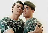 Outlaugh gays in the military