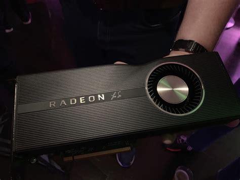 amd announces radeon rx  xt  anniversary edition