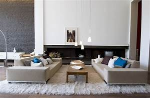 Decoration Mur Interieur Salon : decoration mur interieur salon top exemple deco salon ~ Dailycaller-alerts.com Idées de Décoration