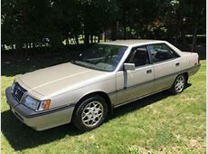 1988 Mitsubishi Galant Sigma Japanese Classics