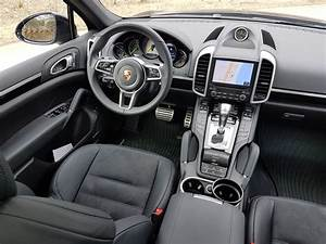 Alquilar Porsche Cayenne S En Madrid