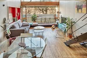 Le Corbusier Cité Radieuse Interieur : un appartement le corbusier interiors pinterest le corbusier maison moderne et maison design ~ Melissatoandfro.com Idées de Décoration