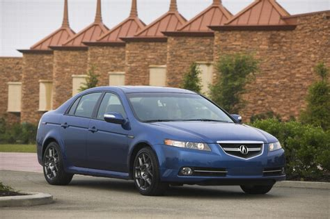 2007 Acura Tl Pictures, History, Value, Research, News