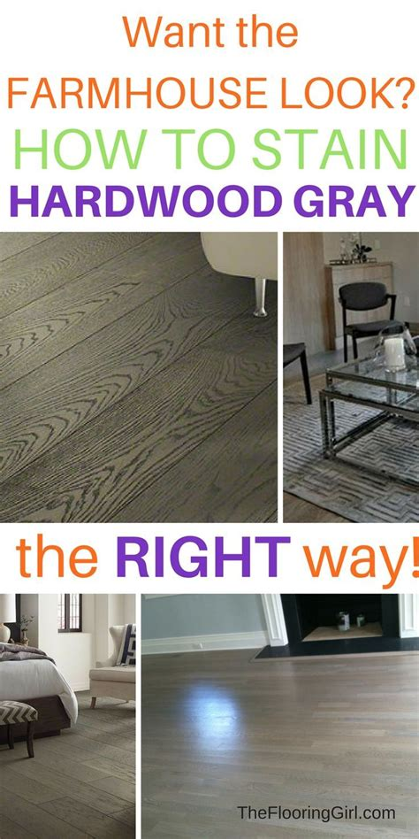 17 Best Ideas About Staining Hardwood Floors On Pinterest