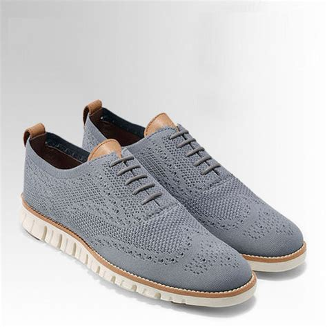 comfortable mens dress shoes s stitchlite wingtip oxford mens casual dress shoes