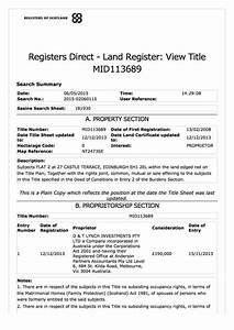 scotland land registry searches land register With land documents search