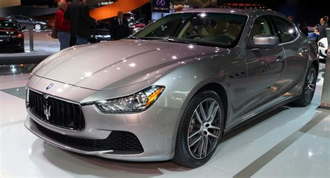 Maserati Ghibli Makes U.s. Debut In L.a., Still No Pricing