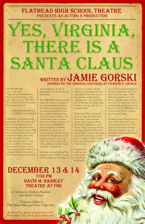 yes virginia there is a santa claus letter yes virginia there is a santa claus letter levelings 3511