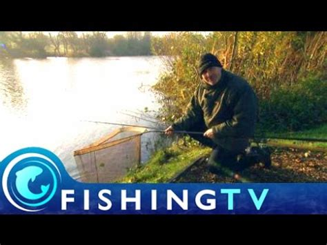 Catching Carp in Winter - Fishing TV - YouTube