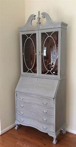 1000 ideas about distressed hutch on pinterest dining With best brand of paint for kitchen cabinets with i carry your heart wall art