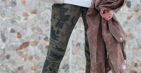 what to wear with camo a co est 1984