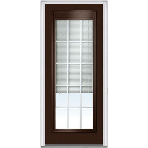 mini blinds for doors doorbuild mini blinds collection steel prehung 9170