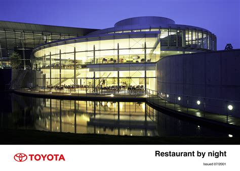 toyota corporate office new headquarters for toyota gb officially opened by toyota