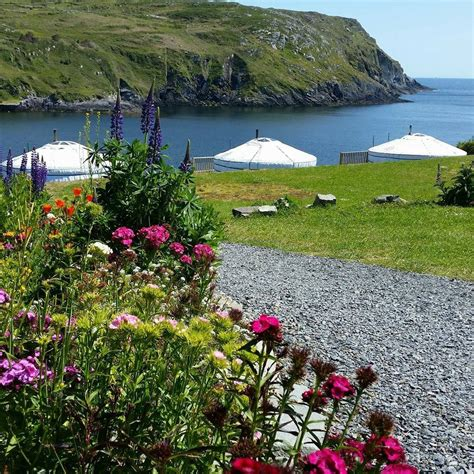 Glamping Cape Clear Island June One Parent Holidays