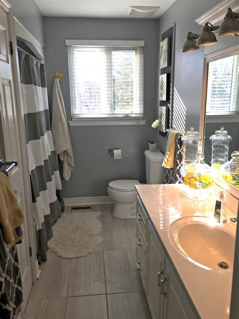 Kid's Bathroom Remodel  A Purdy Little House