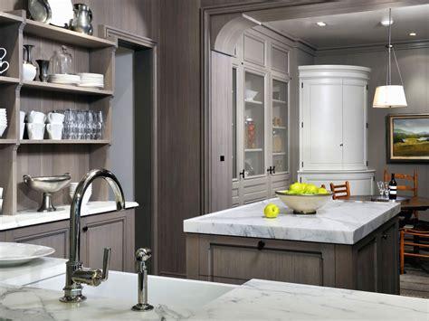 Kitchen Design Ideas Gray Cabinets