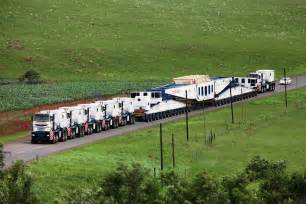 Road Train Trucks