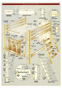 Project: Bunk bed – Canadian Home Workshop