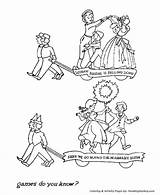 Parade Coloring Float Drawing Sheets Honkingdonkey Sheet Floats Macy Getdrawings Meaning Children sketch template
