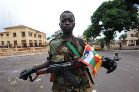 Child soldier numbers soar amid conflict in Central ...
