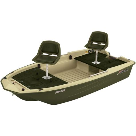 Sun Dolphin Fishing Boat Trailer by Sun Dolphin Pro 120 Fishing Boat 11027 The Home Depot