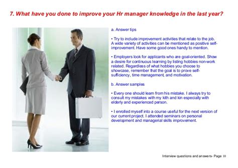 Hr Manager Questions by Top 7 Hr Manager Questions Answers