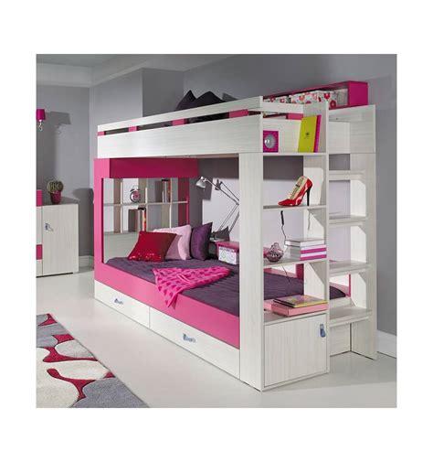 lit superpose bureau lits superposes daxi lit superposé décoration et