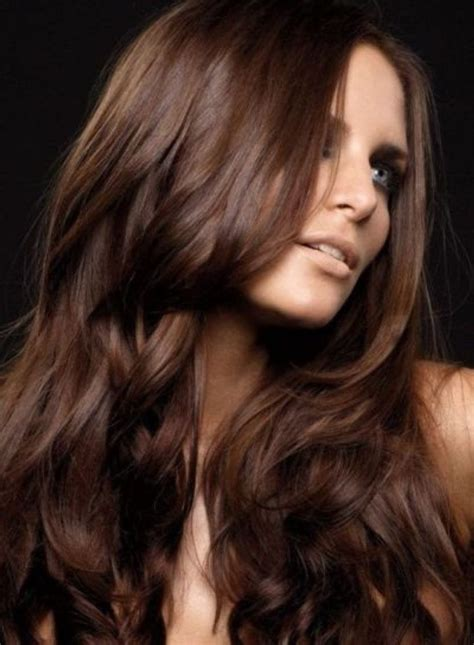 Hair Ideas For Brunettes by 49 Chocoloate Brown Hair Color Ideas For Brunettes