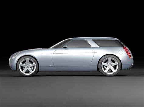 Chevy Concept Car by 2004 Chevrolet Nomad Concept Chevrolet Supercars Net