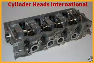 Mazda 323 1 6 Liter Single Cam Rebuilt Cylinder Head