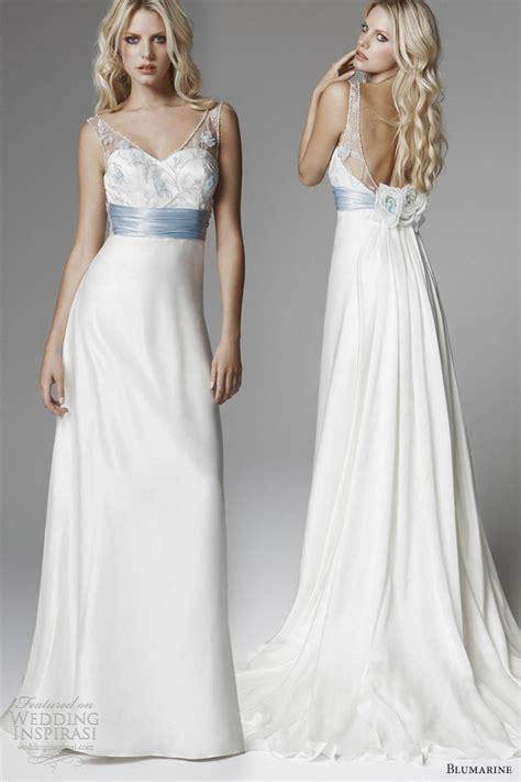 wedding dresses light blue blumarine 2013 bridal collection wedding inspirasi page 2