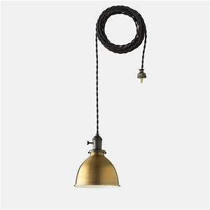 Best ideas about plug in pendant light on