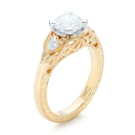 Custom Vintage Diamond Yellow Gold Engagement Ring #102797. Blue Gem Sapphire. Popular Pendant. Antique Engagement Bands. Winged Necklace. Two Tone Bracelet. 14kt Gold Anklet. Marco Bicego Bracelet. Purple Tanzanite