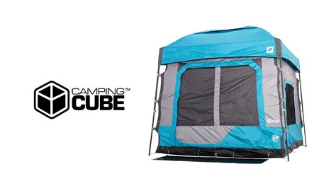 camping cube  youtube