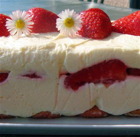 la cuisine de aux fraises tiramisu aux fraises à l 39 amande la cuisine