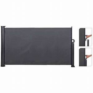 Brise Vue Opaque : brise vue retractable hauteur 2m brise vue opaque idmaison ~ Premium-room.com Idées de Décoration