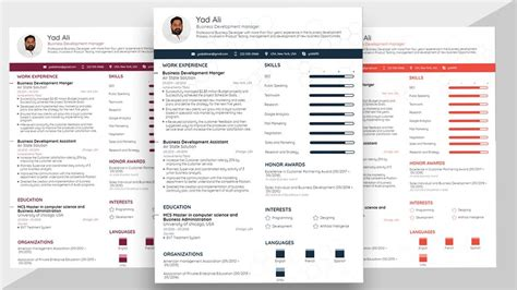 How To Make A Simple Resume In Word by How To Make A Basic And Simple Resume Template With